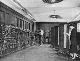 les premiers ordinateur